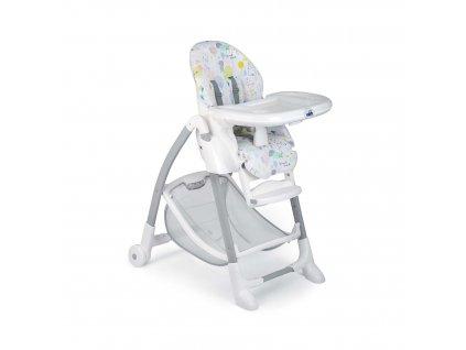 Detská jedálenská stolička CAM Gusto