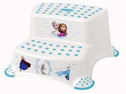 Keeeper dvojstupienok k WC-umývadlu Frozen