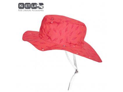 KiETLA obojstranný klobúčik s UV ochranou Ice cream
