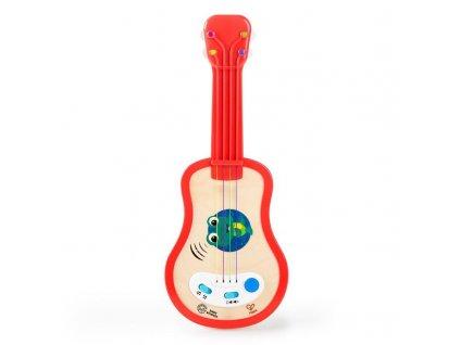 Drevená detská gitara-ukulele Baby Einstein Magic Touch HAPE
