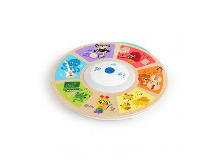 Drevená multihudobná hračka Baby Einstein Cal's Smart Sounds Symphony™ Magic Touch™ HAPE