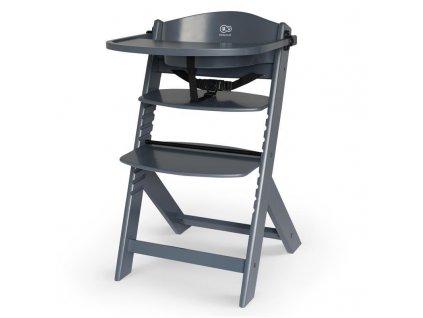 Detská rastúca jedálenská stolička Kinderkraft Enock