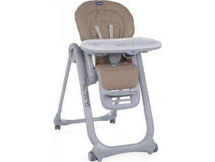 Detská jedálenská stolička Chicco Polly Magic Relax