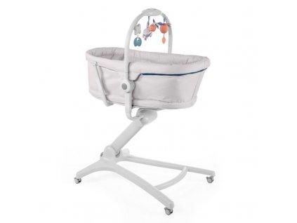 Chicco Postielka/lehátko/stolička Baby Hug 4v1