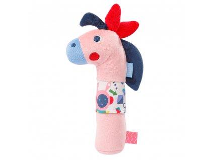Baby Fehn hračka do ruky Color friends