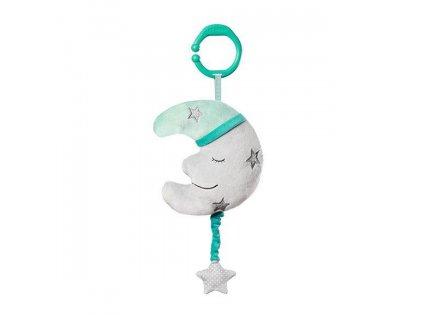 BabyOno zvuková hračka mesiačik Happy Moon