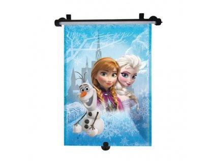 Tienidlo na okno auta roletkové 1 kus Markas Frozen