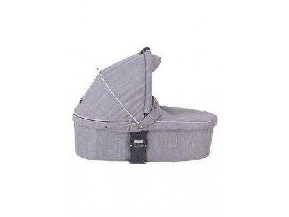 Vanička ku kočíku Valco Baby Snap Duo Ultra Grey Marle