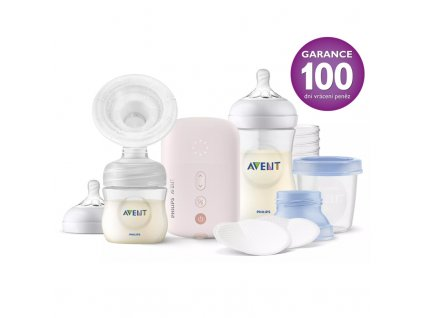 Philips AVENT Odsávačka materského mlieka elektronická sada SCD395