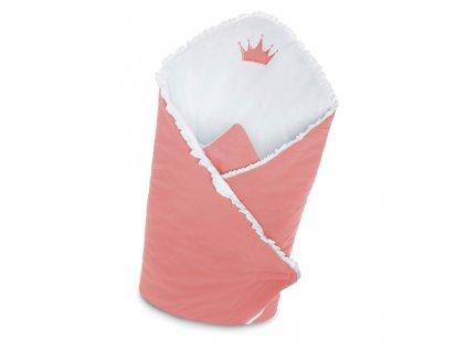 Zavinovačka Belisima Royal Baby ružová