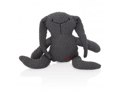Zopa pletená hračka Zajačik