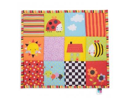 Hracia deka textilná PlayTo