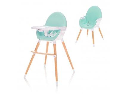 Detská jedálenská stolička Zopa Dolce