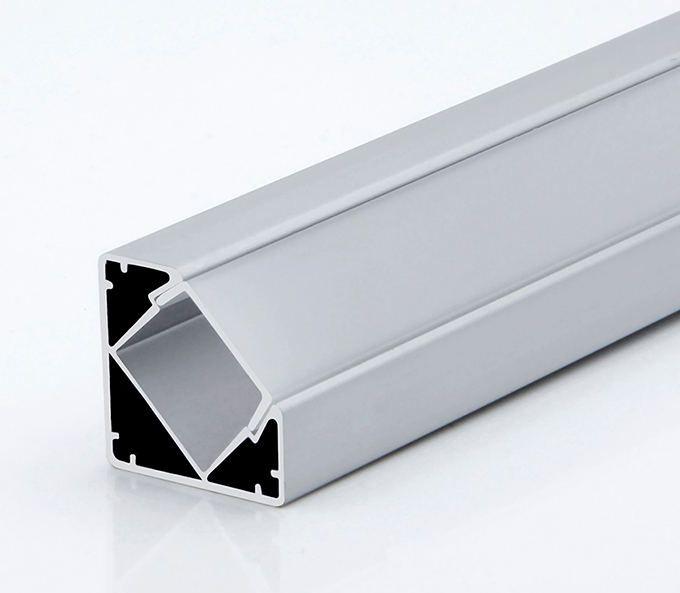 Rohové profily pre LED pásiky