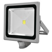 LED reflektory (LED halogén) s pohybovým snímačom (PIR čidlom)