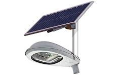 Solárne LED vonkajšie osvetlenie