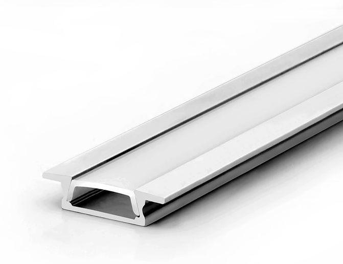 Vstavané profily pre LED pásiky