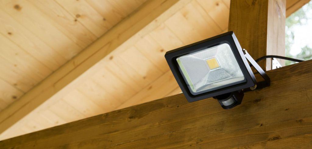 Venkovní LED reflektor