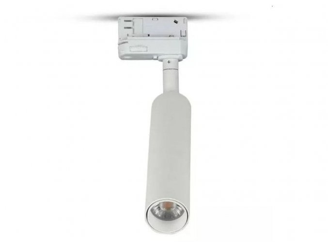 Biely lištový LED reflektor 7W 3F Premium