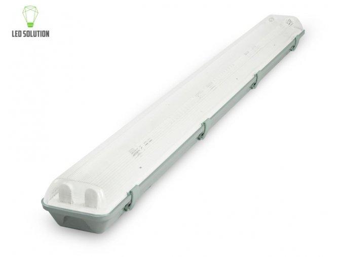 Žiarivkové teleso pre trubice 2x 36W s elektronickým predradníkom