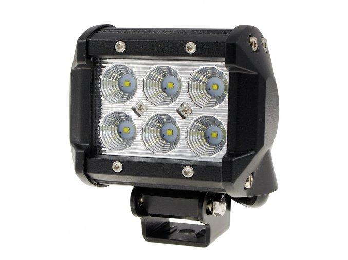 LED pracovné svetlo 18W BAR 10-30V