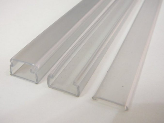 Profil pro LED pásky flex (Vyberte variantu a délku Délka 2m)