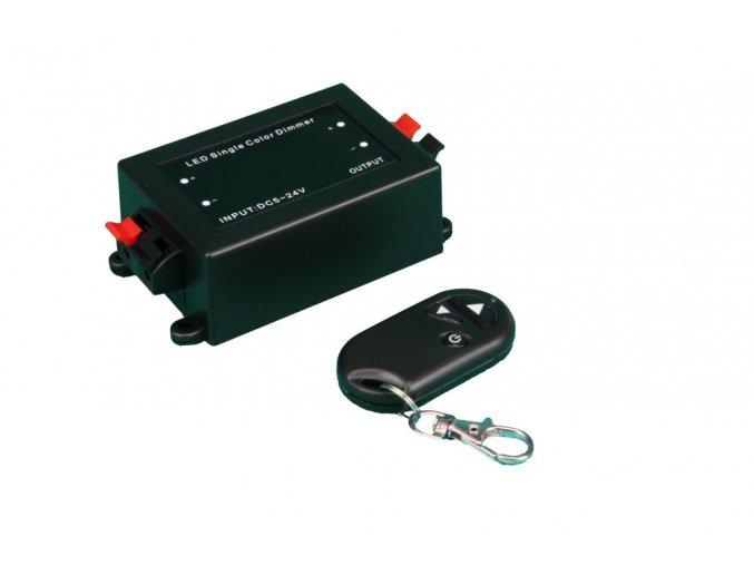 Stmievač ovládač RF1