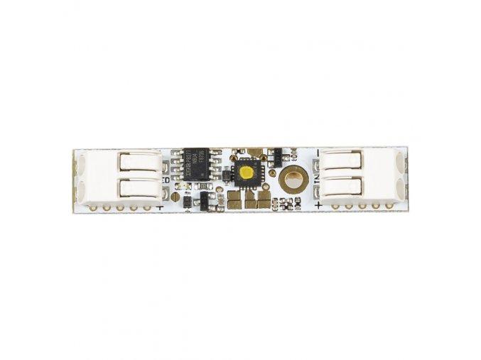 Dotykový stmievač LED pásku do profilu so svorkami