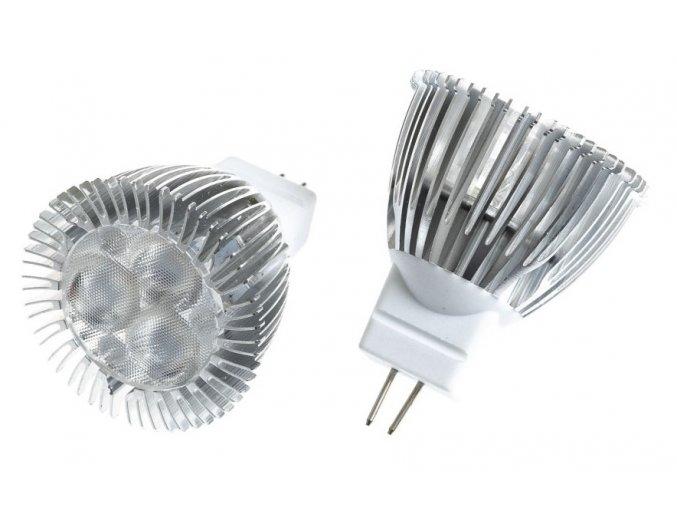 LED žiarovka MR11 - 1,5W 60°