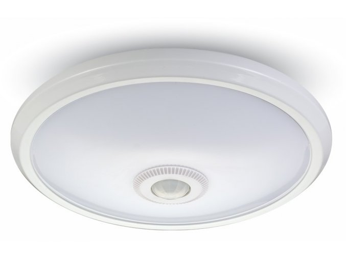 LED stropné svietidlo 12W s pohybovým PIR čidlom