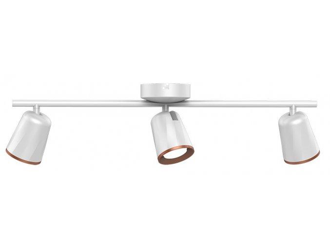 Biele stropné LED svietidlo 18W