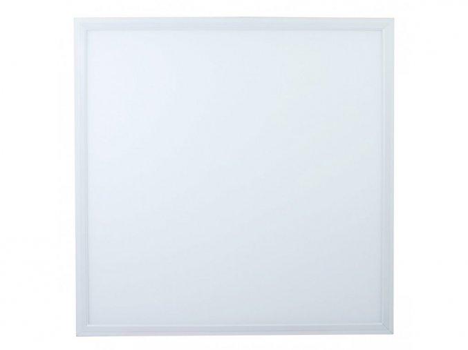 Biely podhľadový LED panel 600 x 600mm 40W Premium stmievateľný s DO
