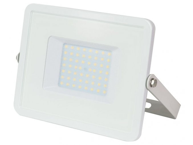 bily led reflektor 50w