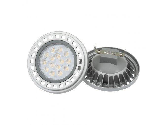 LED žiarovka G53 AR111 15W