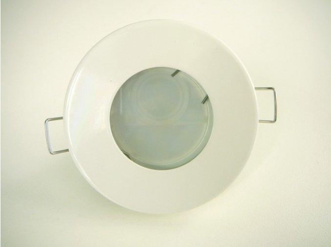 LED stropní svítidlo do koupelny  IP44 3W 12V bílé (Barva světla Studená bílá)
