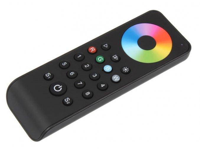 Diaľkový ovládač dimLED RGBW čierny