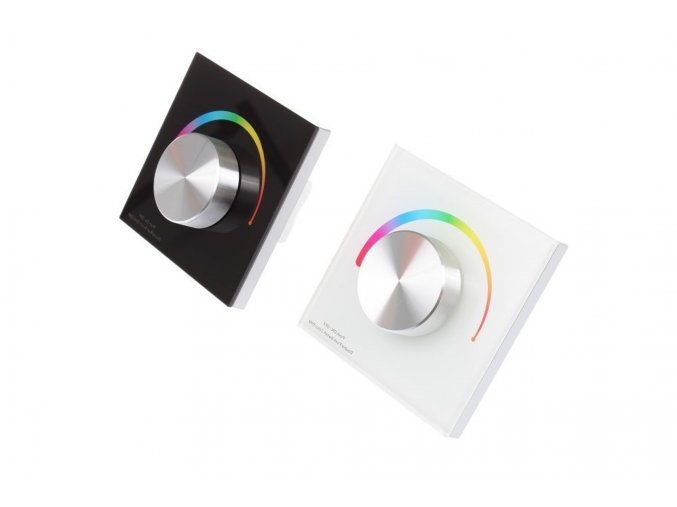 Nástenný Ovládač dimLED RGB