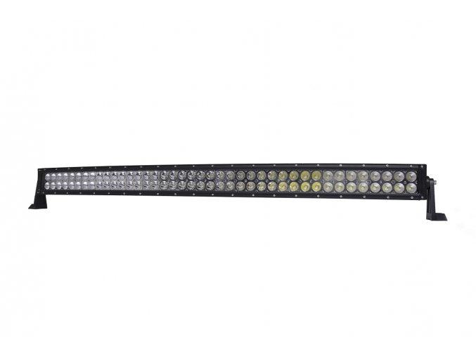 LED svetelná rampa zahnutá 288W BAR 10-30V