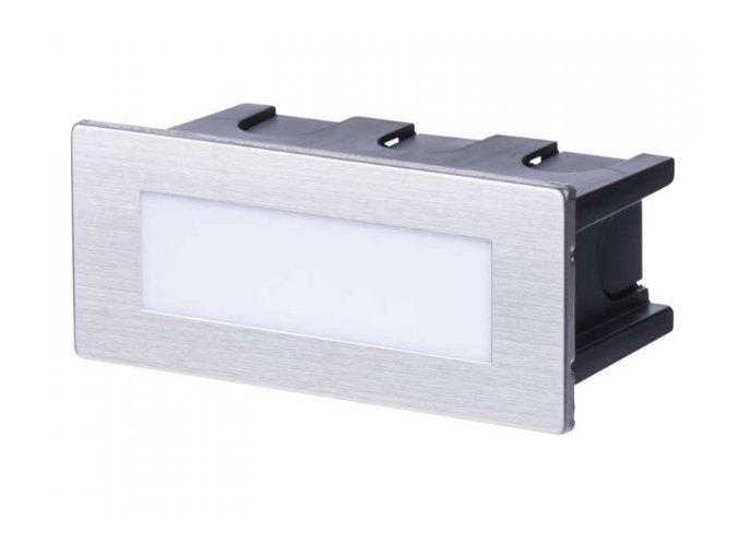 LED vstavané svetlo ku schodisku 1,5W obdĺžnik