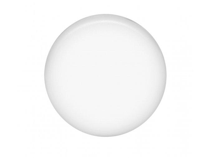 Biely zabudovateľný LED panel guľatý 75mm 6W IP65