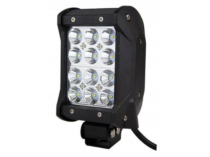 LED pracovné svetlo 36W BAR 10-30V 4-řady