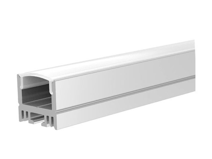 Nástenný profil pre LED pásiky N1