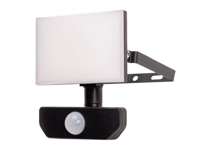 10W bezrámečkový LED reflektor s čidlem