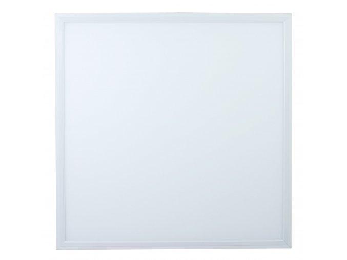 Biely vstavaný LED panel 600 x 600mm 40W POŠKRIABANÝ ROH