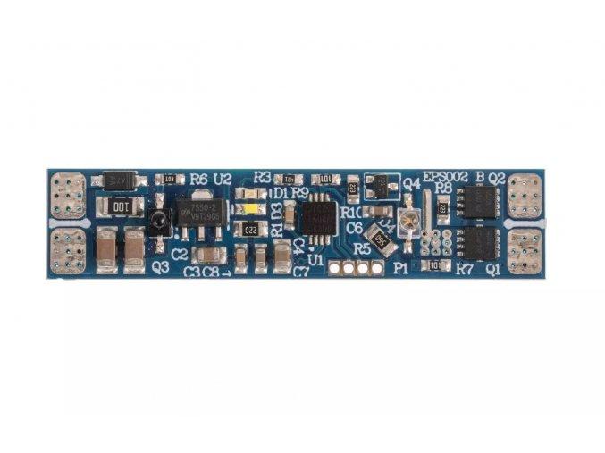 Bezdotykový stmievač LED pásku do profilu