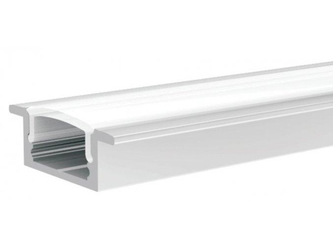 Vstavaný profil pre LED pásiky V1
