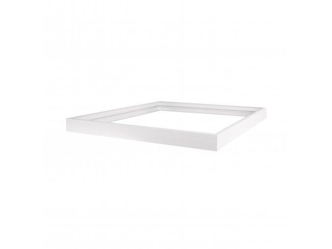 Biely rámček pre panel Economy 600x600mm