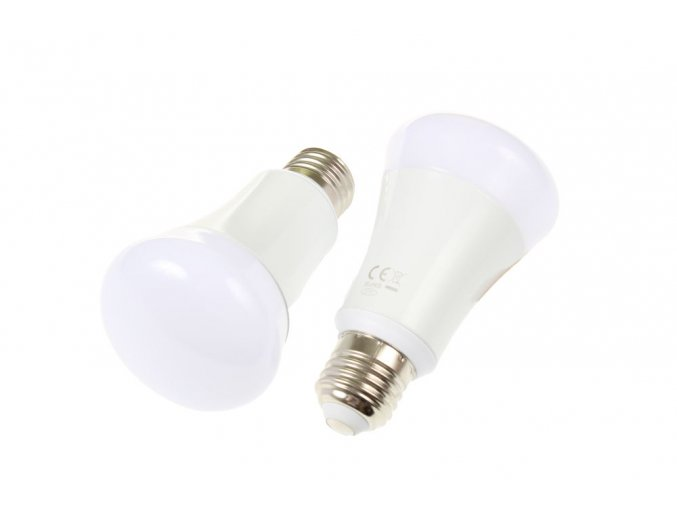 LED žiarovka dimLED RGB CCT 9W E27