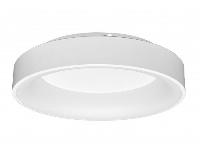 Biele LED stropné/nástenné svietidlo okrúhle 40W