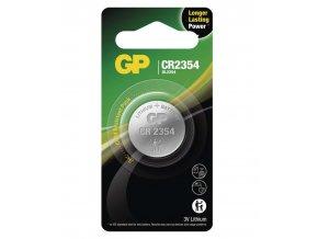 Lithiová gombíková batéria GP CR2354, 1ks